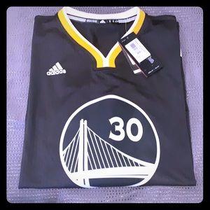 Stephen Curry Golden State Warriors B-Ball Jersey